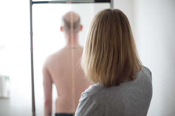 Körperhaltung und das Nervensystem