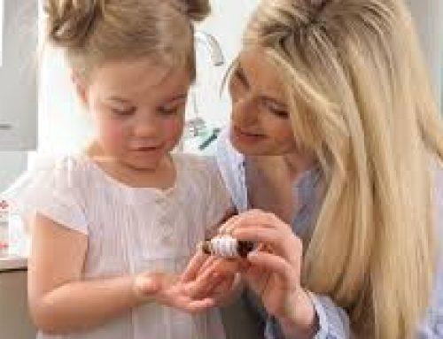 Homöopathie Kindersprechstunde mit Vera Kaesemann
